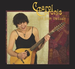 Carol Coronis CD cover