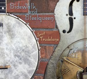 Sidewalk & Steelqueen by Carol Coronis and Tom Richter CD cover